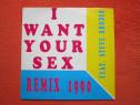 Vinil Steve Rhodes/George Michael-I Want Your Sex-Remix1990