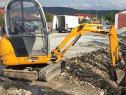 Prestari servici- buldo miniexcavator cipindru compactor