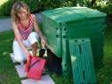 Composter pentru gradina, ingrasamant natural