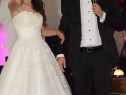 Super pret rochie de mireasa san patrick, marime 36-38