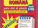 Literatura romana pentru elevii de gimnaziu cl V-VIII