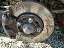 Cadru motor (jug motor) opel zafira, cauciucuri noi Michelin