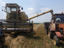 Heder new holland clayson s 1550