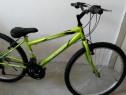Bicicleta Neuzer Nelson Revo - JS. - 26'' Verde Neon/Negru