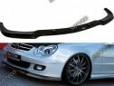 Prelungire splitter bara fata Mercedes CLK W209 FL 06-09 v3
