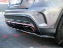 Prelungire splitter bara spate Mercedes GLA 45 AMG X156 v2