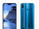 Huawei p20 pro p20 lite folie transparenta silicon curbata
