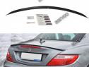 Eleron portbagaj spoiler cap Mercedes SLK R172 2011-2015 v1