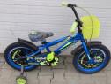 """Bicicleta rocky moon de 16"""" noua"""