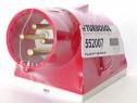 Priza / spina 32A 3P T pentru pompe Turbosol - TB552007