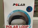 Bratara fitness Polar Loop 2 negru, noua sigilata eMAG