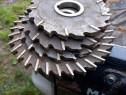 Freze disc pentru metal