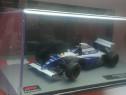 Macheta Williams FW16 Damon Hill Formula 1 1984 -Altaya 1/43