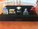 Set mini parfumuri dolce&gabanna (5 bucati) , nou !!!