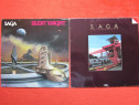 Vinil Saga -Silent Knight &In Transit (prog rock,arena rock)