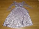 Costum carnaval serbare printesa barbie 4-5 ani