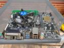 Kit placa baza Asus H81M-D Socket 1150 +Proc intel G3260