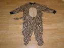 Costum carnaval serbare animal leopard 3-4 ani