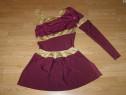 Costum carnaval serbare rochie dans gimnastica adulti L