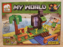 Set de 140 piese lego Minecraft - My World ( ELEPHANT B )