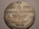 Medalie arlus - corneliu medrea argint 900 - 56 grame
