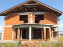 Casa in rosu in Osorhei, s.t.=500 mp.