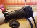 Aparat foto nikon 5100d obiectiv AF-S DX Nikkor 18-140mm f/3