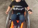 Carut sport activ copii dizabilitati handicap