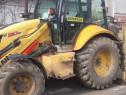 Buldoexcavator new holland Posibilitate rate