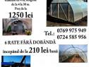 Kit solar Profi Otel Zincat KZ 8 (8 m lungime, 4 m latime)