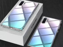 Samsung Note 10 10 Plus - Husa Slim Silicon Anti Soc Transpa
