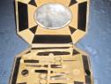 2678-I-Set Pedichiura Art-Deco Solingen 1930 os sau fildes.