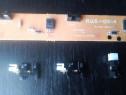Optocuplor/intreruptor optic cu fanta comutator senzor