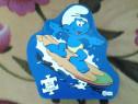 Smurfs - Strumfi cutie depozitare jucarii copii +2 ani