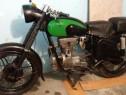 Motocicleta simnson awo 425s