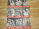 14 Reviste Scena si Ecranul(Apr.-Sept.1957)-colectie,ieftine