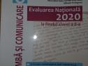 Evaluarea Națională 2020 la finaluli a VI-a. Limbă comun