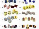Set 5 insigne metalice de rever