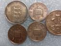 Monezi de Bronz Straine 1877-2008 + Monezi Straine 1966-2011