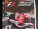 PS3 - F1 Championship Edition