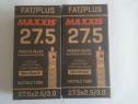 Pereche de camere mtb Maxxis Fat/Pluss 27.5x2.5/3.0 noi