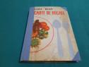 Carte de bucate /sanda marin/ 1968