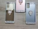 Huse oglinda cu inel Samsung S20 ; S20 Plus ; S20 Ultra