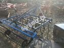 Cultivator 1.8m cu tavalug reglabil, combinator nou