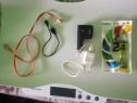 Incarcator telefon USB Type C / micro USB. La priza sau bric