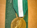 B464-I-Medalia de Onoare Franta alama aurita.