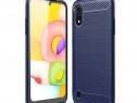 Husa Folie sticla ecran SAMSUNG Galaxy A01 modele diferite