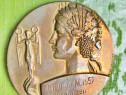 B485-I-Medalia B.B DION 1957-Stemmen marcata A. Weinberger I