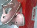 Ghetute roz marca Melania, din piele marimea 23