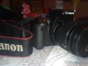 Camera foto CANON 550D + Accesorii